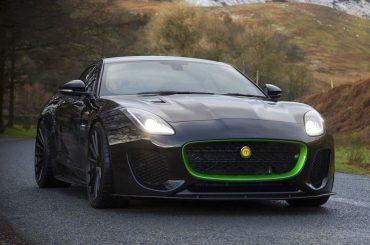 Nagy az igény a tuningolt Jaguar F-Typera