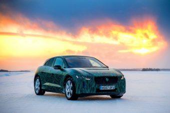 Március 1-én ismerhetjük meg a Jaguar elektromos szabadidő-autóját