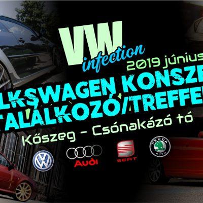 VW Infection – Volkswagen Konszern Találkozó Kőszeg