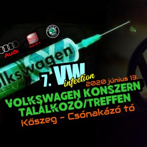 7. Vw Infection – Volkswagen Konszern Találkozó Kőszeg