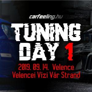 Tuning Day 1 – Márkafüggetlen Szezonzáró Autós Találkozó
