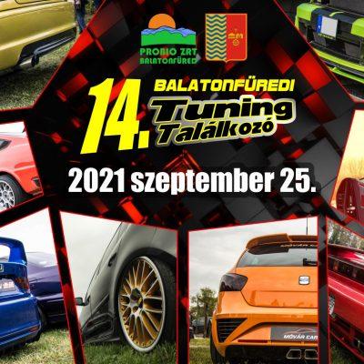 14. Balatonfüredi Tuning Találkozó 2021.09.25